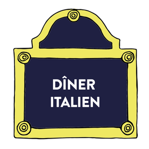 Diner nomade italien
