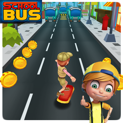 School Bus 2: Surf In The Subway Android APK Download Free By Subway Piano Games