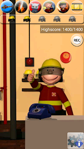 Talking Max the Firefighter 2