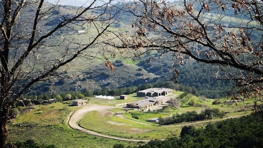 Aula de Naturaleza Paredes, en Abrucena.