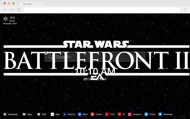 Star Wars: Battlefront HD Popular Game Themes
