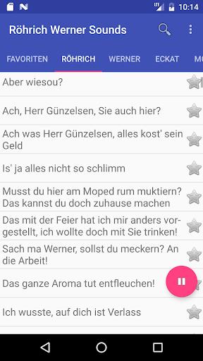 Ru00f6hrich Werner Soundboard 1.08 screenshots 1