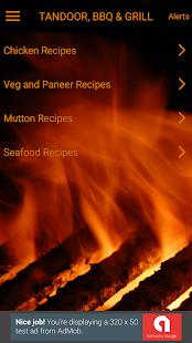 100+Tandoor, Grill & Bbq Recipes - náhled