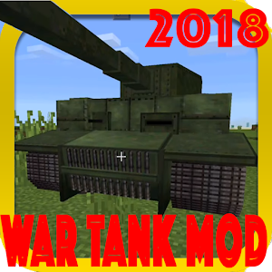 2018 War Tank MCPE Mod! for PC