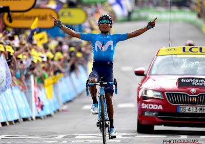 Quintana wint eerste Alpenrit, enkel Bernal kan tijd pakken op Alaphilippe