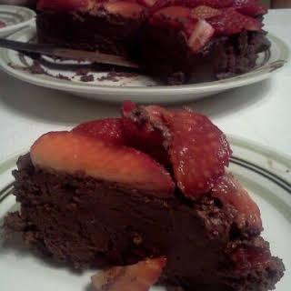 Gluten Free, Dairy Free Chocolate Cake.