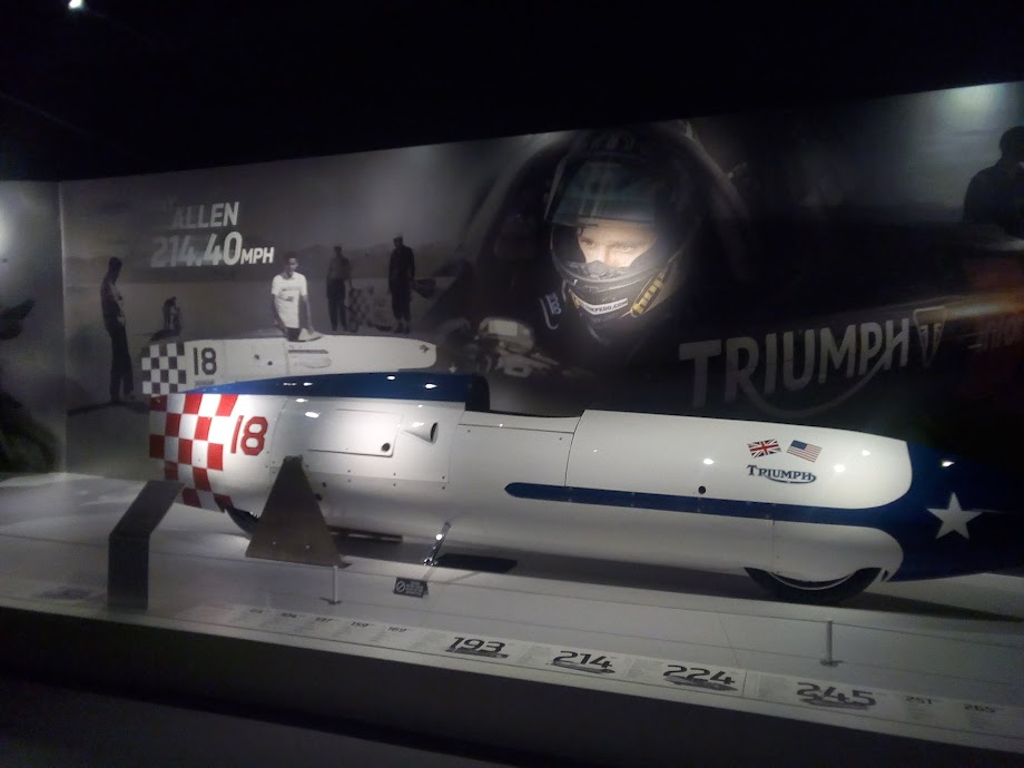2018 Triumph Visitor Experience