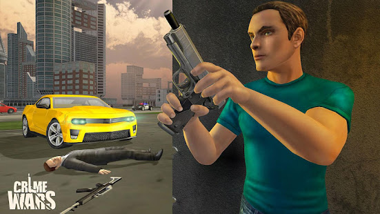 Game Vegas Gangsters Crime Wars APK for Windows Phone