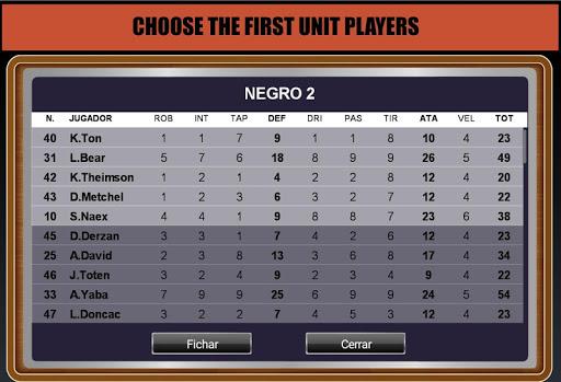 Télécharger Gratuit Basketball Chess Manager Online  5 apk mod screenshots 4