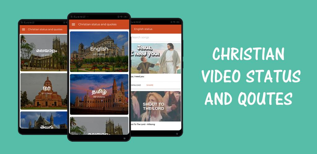 Download Christian video status and quotes APK latest