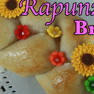 Rapunzel's (Bread) Braid.