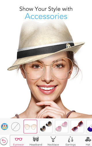 YouCam Makeup-Magic Selfie Cam & Virtual Makeovers 5.70.2 Screenshots 7