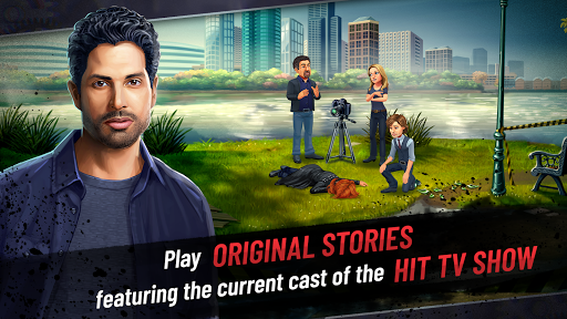 Criminal Minds: The Mobile Game - screenshot