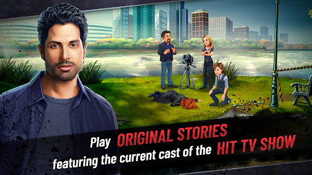 Criminal Minds: The Mobile Game APK screenshot thumbnail 6