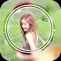 Square Blur Photo Effect icon