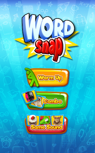 Word Snap - Fun Words Guessing Pic Brain Games 1.0 screenshots 5