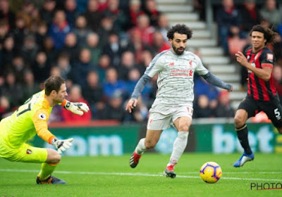 ? Le très beau geste de Salah après son triplé contre Bournemouth