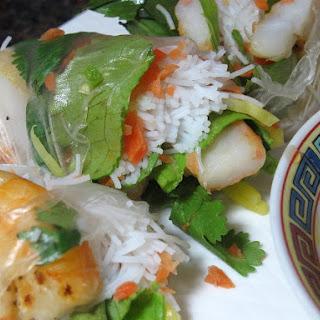 Vietnamese Summer Rolls With Shrimp Recipes
