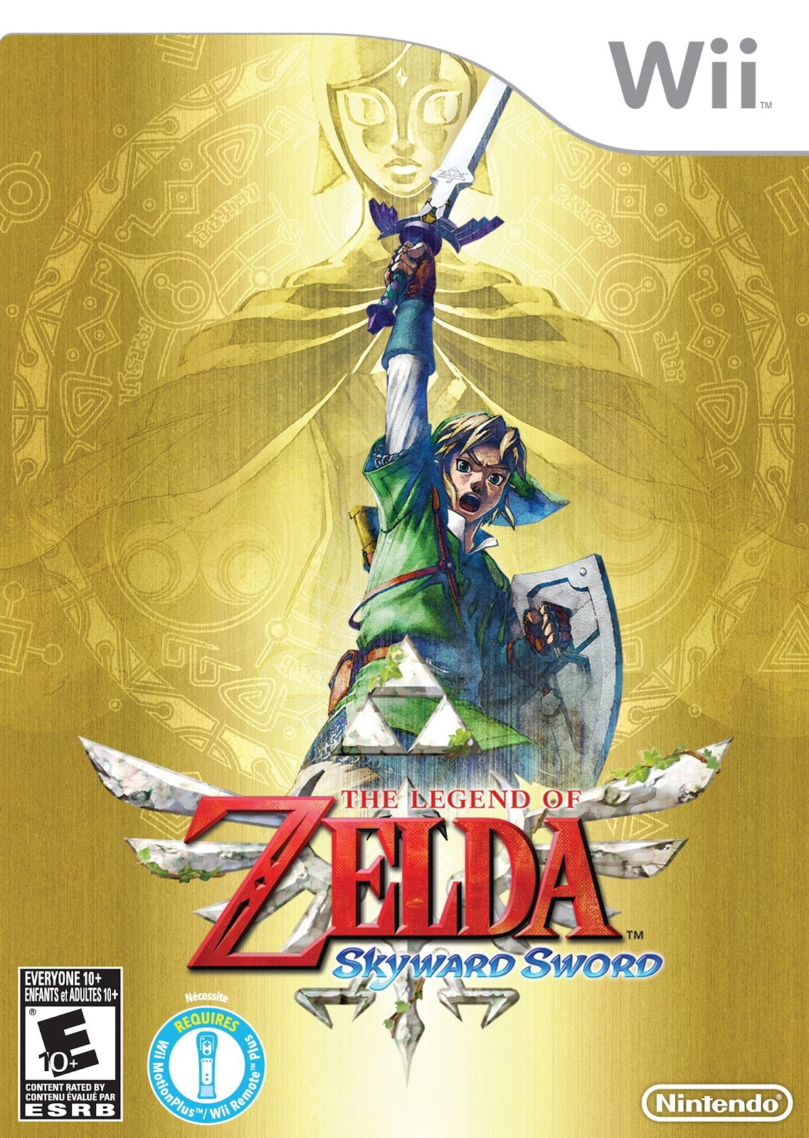 Image result for legend of zelda skyward sword wii