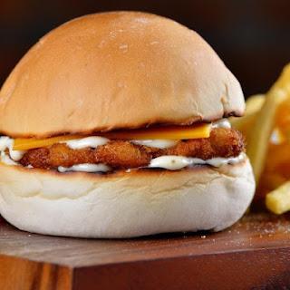 Copycat McDonald's Filet-O-Fish.