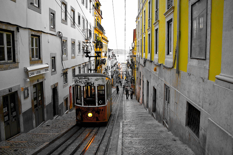 Tram di Lisbona di Gaetano82