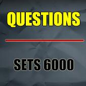 SETS 6000 QUESTIONS
