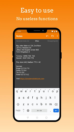 Screenshot for Simple Notes Pro - Create handy notes easily in United States Play Store