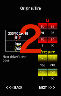 Tire Pressure for Plus Sizing- screenshot thumbnail