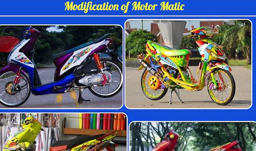 Modification of Motor Matic 2.0 Download Mod Apk 1
