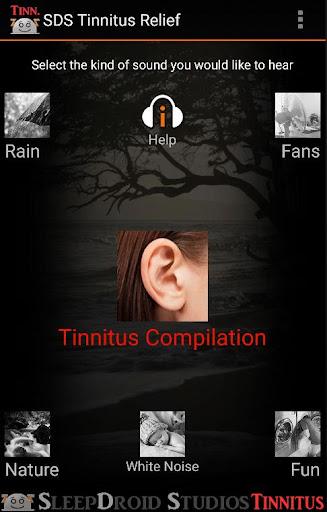 SDS Tinnitus Relief