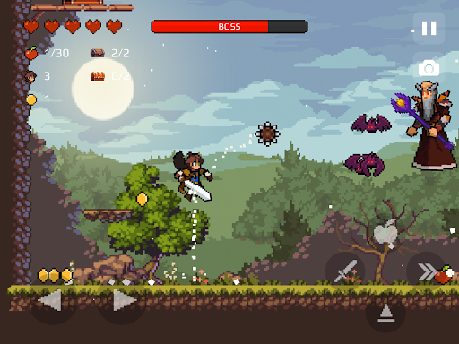 Apple Knight: Action Platformer 2.1.2 screenshots 16