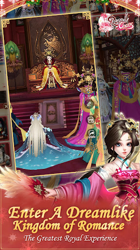 Royal Chaos–Enter A Dreamlike Kingdom of Romance 1.3.0 Cheat screenshots 1