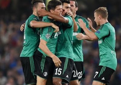 C1: Schalke 04 décimé