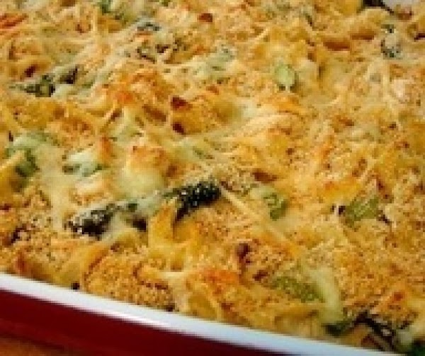 Chicken And Asparagus Ole` Recipe