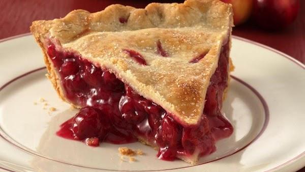 Classic Cherry Pie Recipe