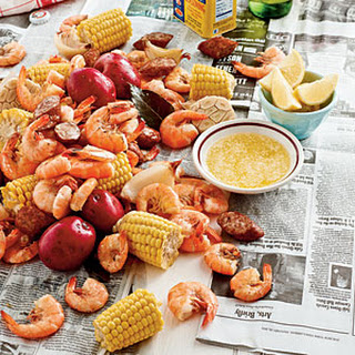 Shrimp Potato Corn Sausage Boil Recipes