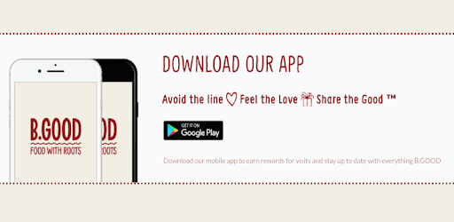 B GOOD - Apps on Google Play