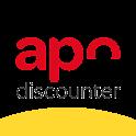 apodiscounter - Online Apotheke icon