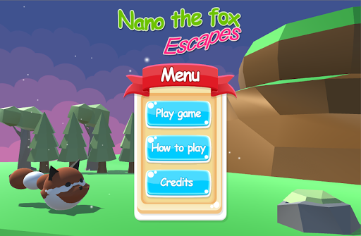 Nano the fox Escapes 1.1 screenshots 1