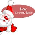 New Christmas Stickers for WAStickerApps icon