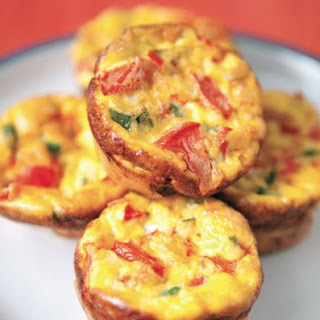 Egg & Vegetable Muffins