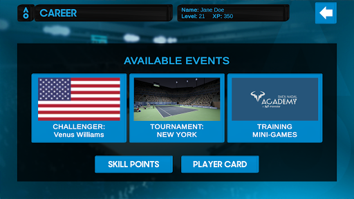 Australian Open Game 2.0.3 screenshots 2