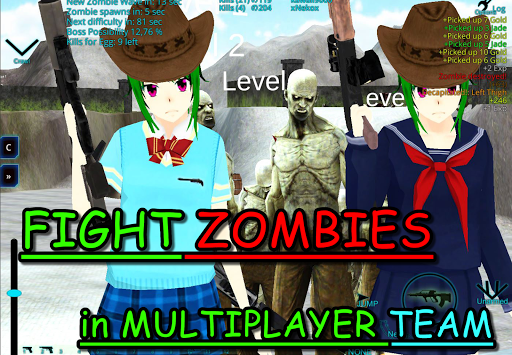 Code Triche JP High School Girl Survival Simulator Multiplayer mod apk screenshots 3