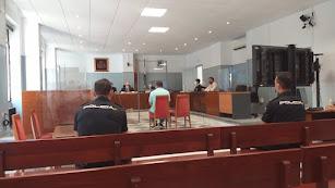 Carlos Alexander R.L., en el banquillo de los acusados este miércoles en Almería.