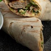 Chicken Kafta Wrap