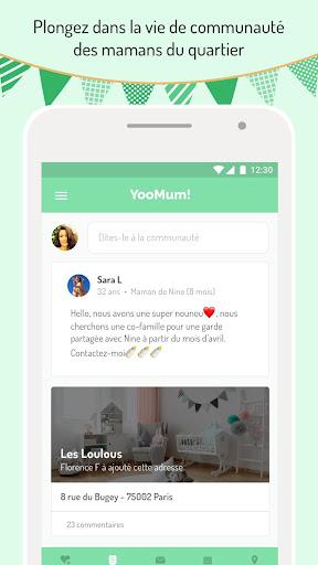 YooMum! Rencontre entre femmes enceintes et mamans