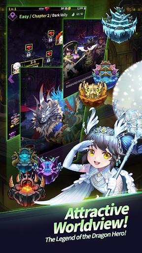 Dragon Heroes Tactics  screenshots 5