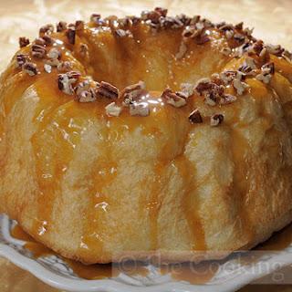 Sticky Bun Coffee Cake.