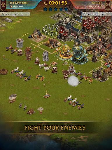 Rage War: Time Battles  screenshots 3