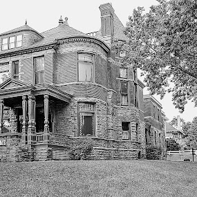 by Howard Mattix - Buildings & Architecture Homes ( history,  )